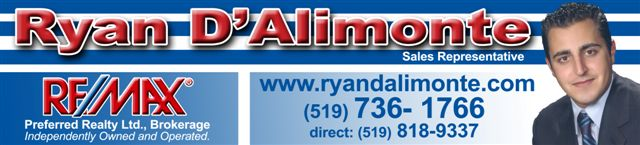 Ryan D'Alimonte - RE/MAX Preferred Realty