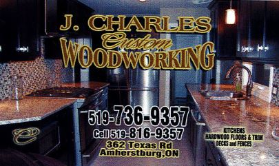 Jeff Charles Custom Woodworking